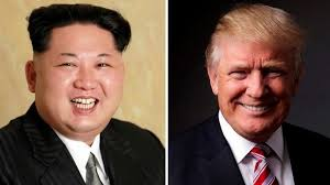 US President Donald Trump at North Korean leader Kim Jong Un, magkikita sa June 12 sa Singapore