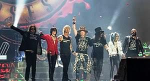 Guns and Roses, magco-concert sa  Pilipinas sa Nov. 11
