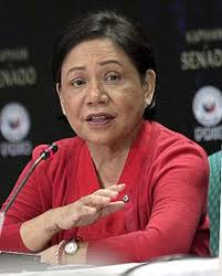 Senadora Cynthia Villar, nananatili pa ring pinakamayamang Senador sa bansa
