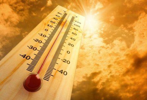 Heat index sa Metro Manila kahapon, umabot sa 48.6 degrees celsius