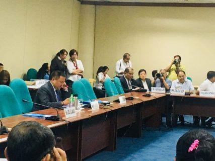 Pabahay ng Gobyerno para sa mga biktima ng Yolanda  limang taon na ang nakalilipas, halos nasa 40 percent pa lang