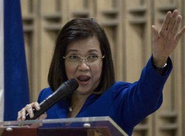 Liberal Party, inilabas na ang mga pambato sa Midterm Elections....dating Chief Justice Sereno, ikinukunsiderang kasama sa Senate slate