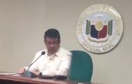 Senador Koko Pimentel, nagpasya ng bumaba bilang Senate President at ini-nominate si Majority leader Senador Tito Sotto bilang kapalit nito