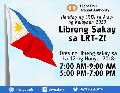 Pangulong Duterte, pangungunahan ang pagdiriwang ng Araw ng Kalayaan bukas....Kawit, Cavite, magsisilbing main venue ng mahalagang okasyon