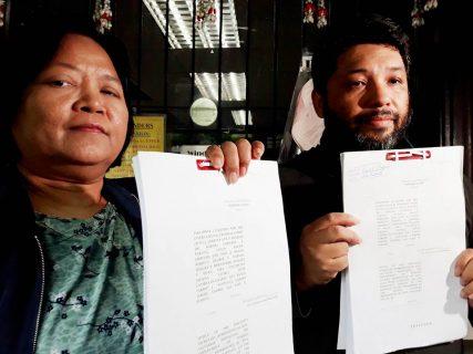 Justice Secretary Menardo Guevarra nilinaw na hindi pa lusot sa kasong estafa ang Japanese tycoon na si Kazuo Okada