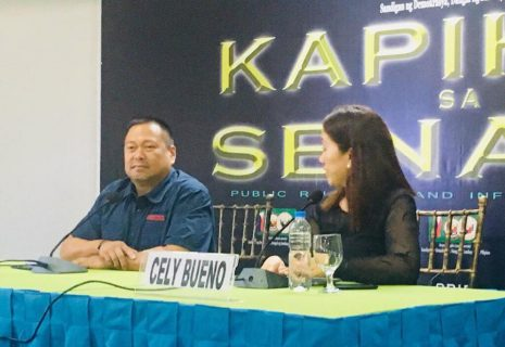 Kaso laban kay dating Pangulong Aquino at dating Budget secretary Florencio Abad sa isyu ng DAP, masyado umanong malabnaw