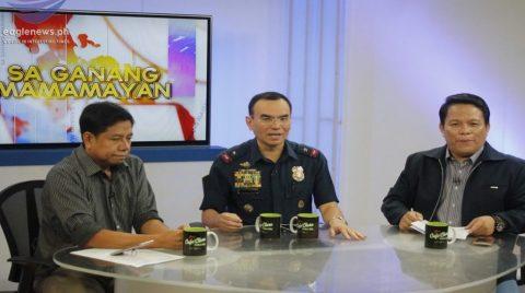 Karapatan ng mga nahuhuling suspek mahalaga pa rin kaysa iprisinta sa media- NCRPO