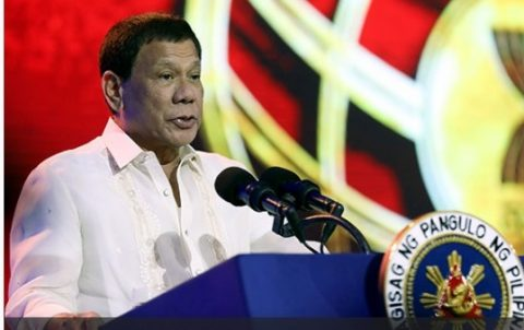 Pangulong Duterte tatlong araw na bibisita sa South Korea