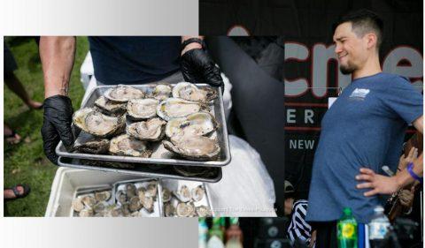 Lalaki sa New Orleans, nakaubos ng 480 piraso ng oyster o talaba sa loob ng 8 minuto