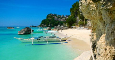 Boracay pasok sa Top 10 islands sa Asya
