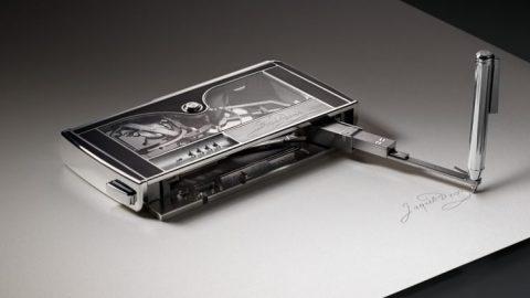 Pocket-friendly machine na maglalagda para sa iyo ng sarili mong lagda