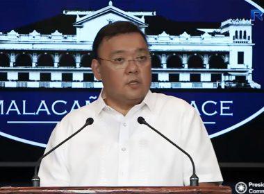 Courtesy resignation ng 3 DOJ Undersecretaries at 1 Asst. Secretary, tinanggap ni Pangulong Duterte...mga bagong opisyal ng DOJ itinalaga na