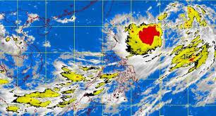 LPA na binabantayan ng Pag-Asa sa Northern Luzon, isa nang bagyo; pinangalanang Inday
