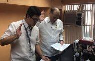 Rejoinder-affidavit inihain ni dating Pangulong Aquino sa DOJ sa reklamong inihain ng VACC