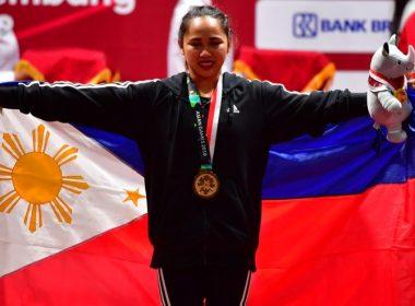 Mga Pinay Gold Asian Games medalist, labis ang pasalamat sa suporta ng bansa