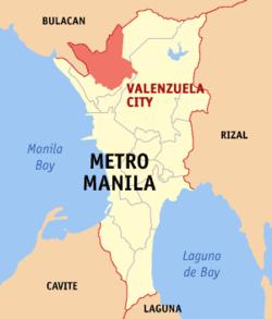 Major roads sa Valenzuela city, passable na