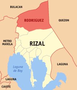 Mahigit 8,000 indibidwal inilikas sa Rodriguez, Rizal dahil sa pagbaha