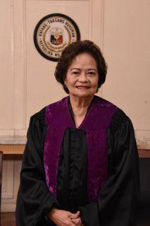 Associate Justice Teresita Leonardo de Castro, itinalaga bilang bagong Punong Mahistrado ng Korte Suprema