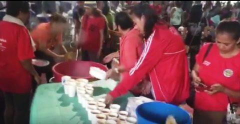 Mahigit 1,500 indibidwal, nananatili pa rin sa mga evacuation centers sa Brgy. Bagong Silangan sa QC