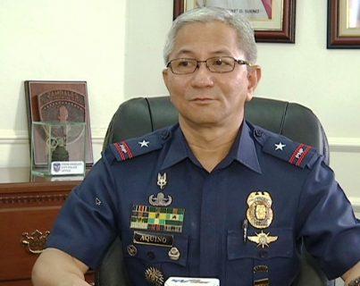 PDEA Director Gen. Aaron Aquino, nagleave sa trabaho
