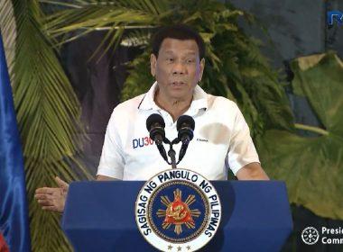 Pangulong Duterte, nananatiling aktibo at malusog - Sec. Tolentino