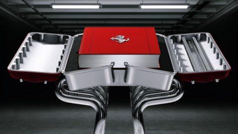 Libro tungkol sa history ng Ferrari
