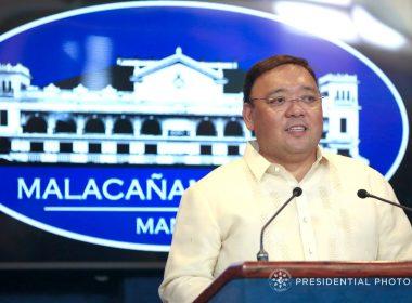 Pagsibak kina Agriculture secretary Manny Piñol at NFA administrator Jason Aquino, nasa kamay ni Pangulong Duterte - ayon sa malakanyang