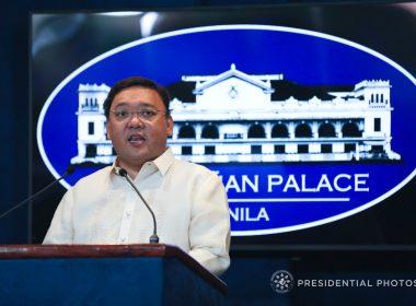 Aerial survey ni Pangulong Duterte sa mga lugar na sinalanta ng Habagat, kinansela ng Malakanyang