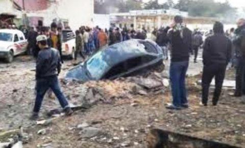 11 patay sa suicide Car bombing sa Iraq