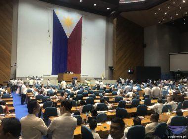 Malakanyang, naalarma sa pag-ipit ng Kamara sa 2019 Proposed National Budget
