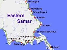 LPA sa Silangan ng Samar, nakapasok na ng PAR