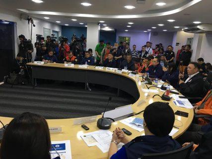 Bilang ng mga stranded na pasahero dahil sa bagyong Ompong, umakyat na sa halos 5,000