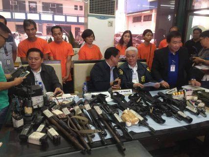 Anim na indibidwal na isinasangkot sa mga matataas na lider ng NPA sa Rizal, kinasuhan na ng NBI sa DOJ