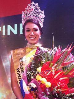 Pilipinas, wagi sa kauna-unahang Miss Tourism worldwide