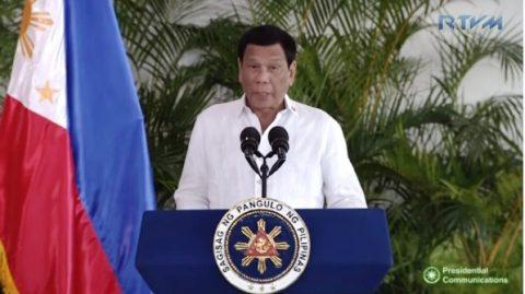Pangulong Duterte, muling binanatan ang UN, Canada at Washington