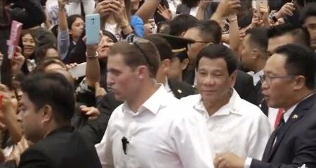 Pangulong Duterte, nakipagkita sa Filipino community sa Israel
