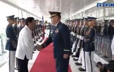 Pangulong Duterte, dumating na sa Israel