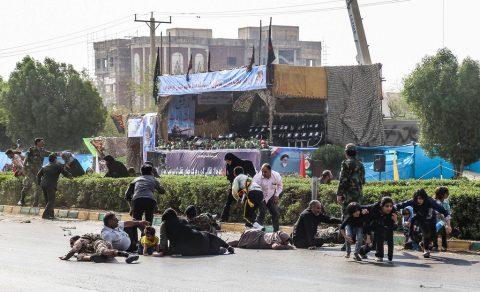DFA, nakatutok sa sitwasyon sa Iran matapos ang malagim na pag-atake sa Military parade
