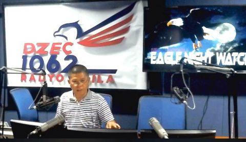 Schedule ni Pangulong Duterte sa Bataan, kinansela ng Malakanyang dahil sa bagyong Ompong