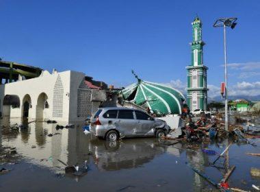 Mga Pinoy sa Indonesia, ligtas matapos ang lindol at tsunami