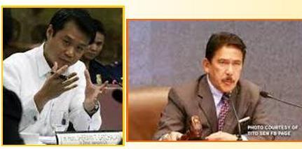Pagsasapubliko ng Narcolists, binatikos ng mga Senador