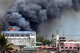 Mga bayani ng Marawi siege binigyang pugay ng Malakanyang sa unang anibersaryo ng liberation of Marawi