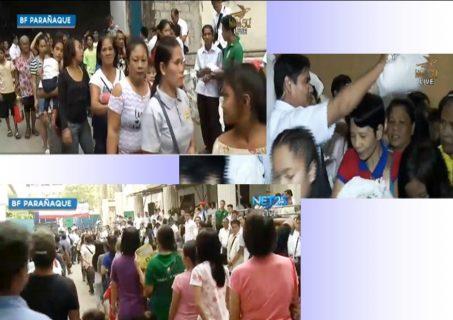 Mga residente ng Metro Manila south area, nakinabang din sa Lingap laban sa Kahirapan ng Iglesia ni Cristo