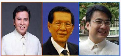 Tinaguriang mga Pork Barrel Senators, muling sasabak sa Senatorial race sa 2019 Elections