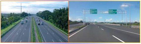 Road closure ipatutupad sa ilang bahagi ng NLEX-SCTEX mula ngayong araw dahil sa maintenance work