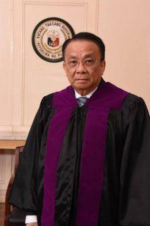 Supreme Court Justice Lucas Bersamin, napiling bagong Punong Mahistrado ng Korte Suprema