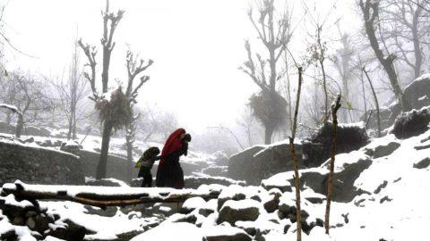 Snowfall naranasan sa India, nagresulta ng malawakang blackout
