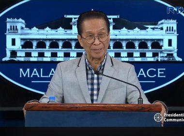 Pagsibak ni Pangulong Duterte sa dalawang opisyal ng OPAPP, magsisilbing babala sa mga tiwaling opisyal ng gobyerno - Malakanyang