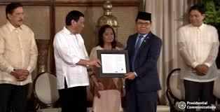 Pagharang ng Philconsa sa pagpapatupad ng Bangsamoro Organic Law, ipinapaubaya na ng Malakanyang sa Korte Suprema