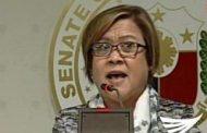 Senador Leila de Lima umalma sa mga alegasyon na paghihiganti ang pakay ng pagsasampa ng kaso sa mga dawit sa pork barrel scam